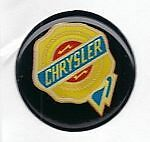 Leather Key Fob Chrysler