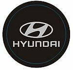 Leather Key Fob Hyundai