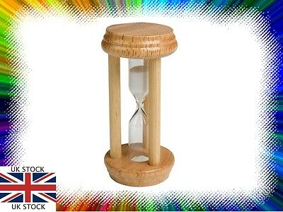 3 Minute Timer Traditional Wooden Egg Timer 3 Minute Egg Timer Chef Aid FREE P&P