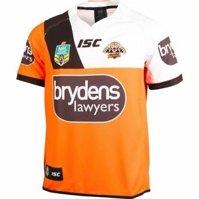 Wests Tigers 2016 NRL Adults & Kids Alternate Jersey 'Select Size' BNWT