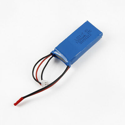 NEW 7.4V 1200mAh Rechargeable Lipo Battery for WLtoys V666 RC Quadcopter Drone