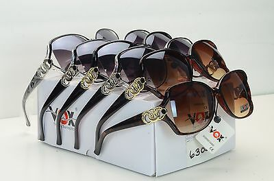 Wholesale Lot :  These Are Fashionable Over Sized Women Sunglasses   Vox 63057