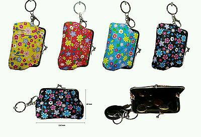 12x Ladies girls coin purse phone pouch wristlet bags all mixed colours  joblot