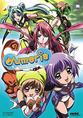 Yumeria: Complete Collection Complete Anime Box / DVD Set NEW!