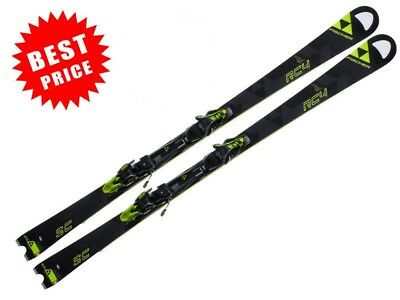Intro 2017 Skis- Fischer RC4 Worldcup SC + bindings RC4 Z12 Racetrack- fast GLS