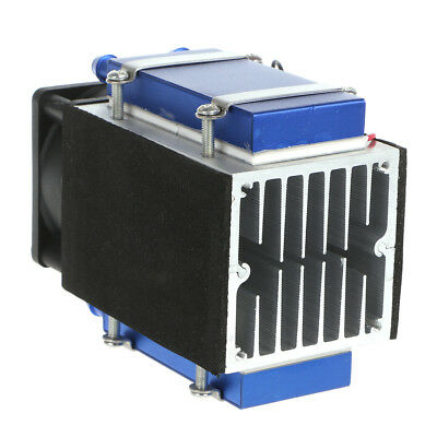 Semiconductor Refrigeration Cooling 240W Water-cooled Air Conditioning Movement