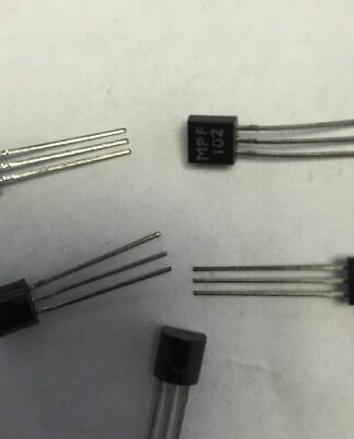 Mpf102 Jfet Transistor To92 New 1 Piece