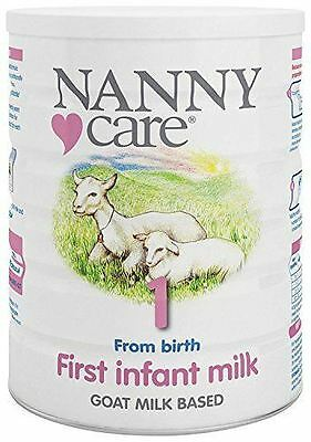 Nanny Care Goat Milk Nutrition 900g (Pack of 4)