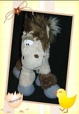 Peluche, Doudou Cheval Galupy Diddl,