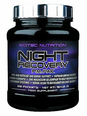 Scitec Nutrition Night Recovery, 28 Portionsbeutel