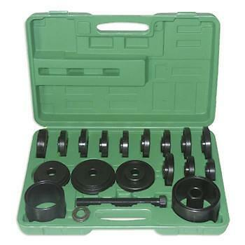 23pc Wheel Bearing And Bushing Fitting/Removal Professional Tool Set Kit
