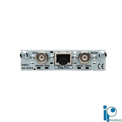 HWIC-3G-HSPA - Cisco Wireless 3G Wan HWIC Interface Card