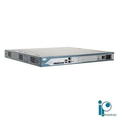CISCO2811 - Cisco 2811 Integrated Services Router