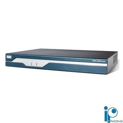 CISCO1841 - NEW Cisco 1841 Integrated Router, Model 1841
