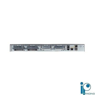 CISCO2901/K9 - NEW Cisco 2901 Integrated Services Router