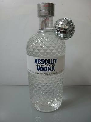 "China Version Absolut Vodka ""GLIMMER"" Ball Tag"
