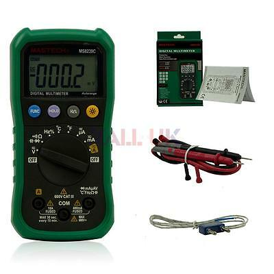 MASTECH MS8239C Auto Range Digital Multimeter AC DC Voltage Capacitance Tester