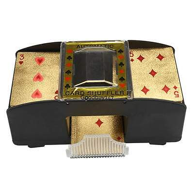 Electronic Battery Operated Automatic Casino Poker Playing Card Shuffler hot