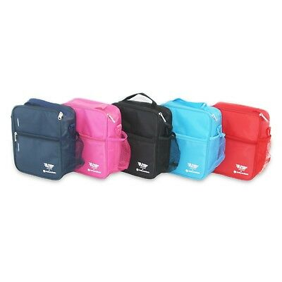NEW Fridge to Go 8 Hours Cold Insulated Lunch Box Medium 8 Colours & Designs