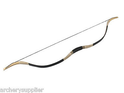 Traditional Bow 50 Lb Chinese Longbow Hunting Archery Bow Horse bow