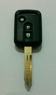 Remote Key Fob Keyless For Nissan Elgrand E51 Comes With coding instructions