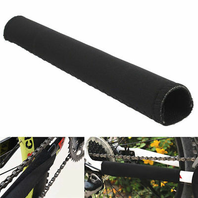 UK Cycling Bicycle Bike Frame Chain Stay Posted Protector Guard Nylon Cover Pad