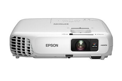 Epson Eb-S18 Multimedia 3000 Lumens Svga Projector Pickup Welcome