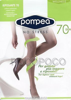 Collant Riposanti 70 Den Donna Pompea