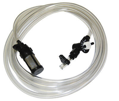 """Mazzei K-184 Suction Line Kit for 1/2"""" & 3/4"""" Injectors - Authorized Distributor"""