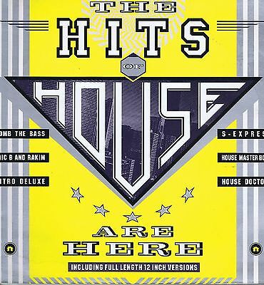 Various – The Hits Of House Are Here – K-Tel – NE 1419 – 2-LP Vinyl Record