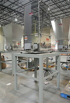 Complete Brabender (3)  DDW-MS-FW120N Package with Controls