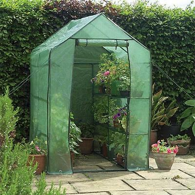 Gardman Walk- in Outdoor Garden Greenhouse