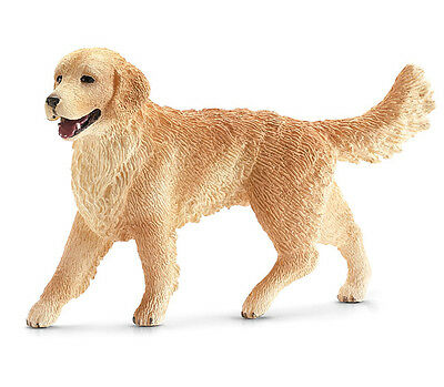 Schleich 16395 Golden Retriever Female Dog Model Toy Figurine - NIP