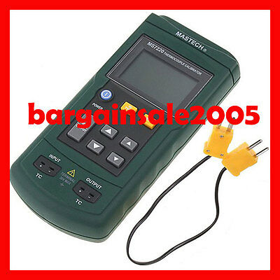 Thermocouple Temperature TC Calibrator Thermometer 7220