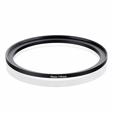 95mm to 105mm 95-105 95-105mm95mm-105mm Stepping Step Up Filter Ring Adapter