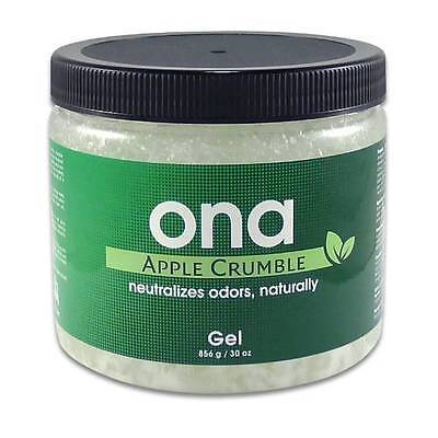 ONA GEL Apple Crumble 1L // Gel Anti Odore