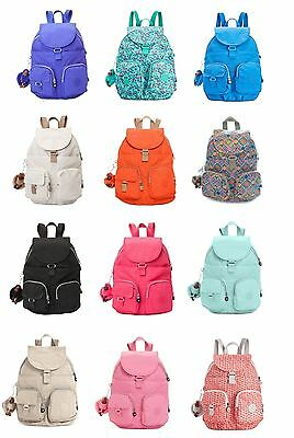NWT Kipling Firefly Backpack 100% Authentic small $94 - $104