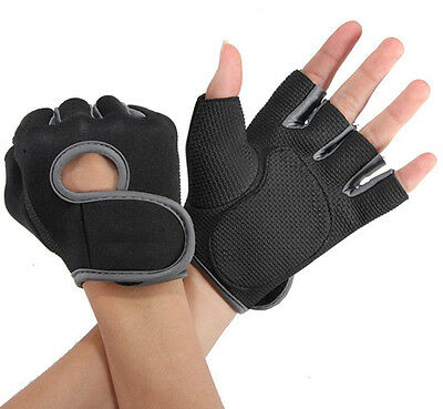 Neoprene Weight Lifting Gloves for Training Exercise Fitness Bodybuilding Gym