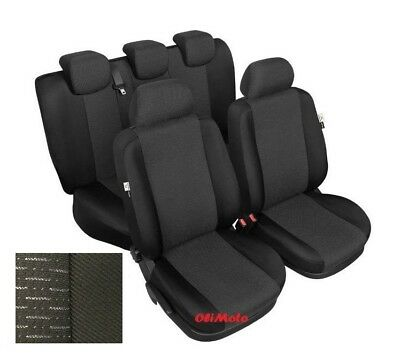 Full Set Tailored Seat Covers  For FORD FOCUS Mk3 2010 - 2014 (Ares)