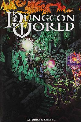 Dungeon World RPG Softcover - Brand New!