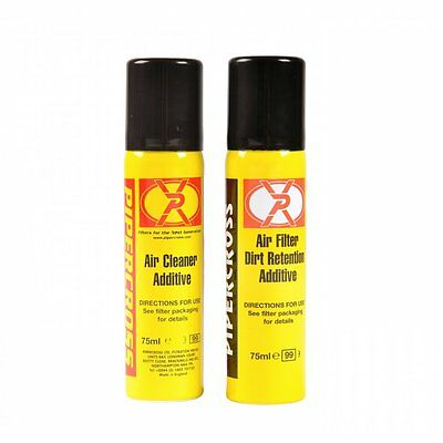 Pipercross Performance Panel Air Filter - Cleaner & Dirt Retention Additive 75ml