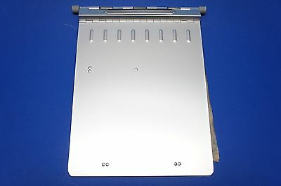 Omnimed Chart Holder Clinical Medical Records Stainless Steel ~ Box of 24