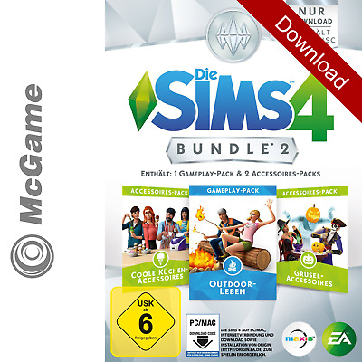Die Sims 4 DLC Bundle 2 | PC Origin Code | Neu