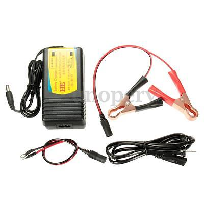 12Volt Trickle Car Auto Boat Motorcycle Digital Automatic Battery Float Charger