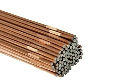 495mm GAS OXY WELDING RODS CCMS COPPER COATED MILD STEEL 1.6mm YOU CHOOSE QTY