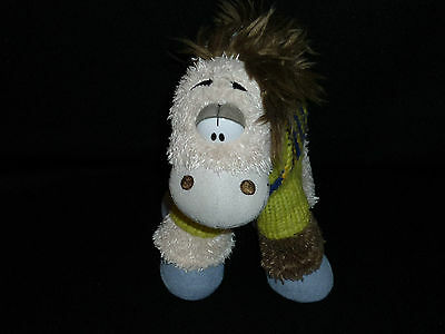 Peluche GALUPY cheval Diddl 22cm