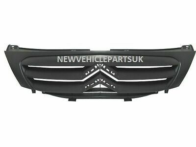 Citroen C3 2005-2009 Front Main Top Grille Primed New Insurance Approved