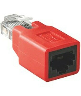 Adattatore RJ45 Cross M F Cat 5e IWP-MD C5E/INV