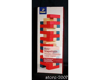 Wooden stacking tower Wooden Toys Boost from Skill TCM /Tchibo NEW