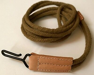 Wwi Wwii Us Army Infantry Officer Nco M1911 M1911A1 .45 Pistol Lanyard